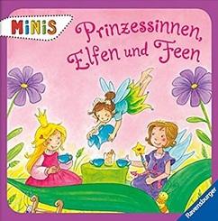 Ravensburger Minis - Prinzessinnen, Elfen und Feen