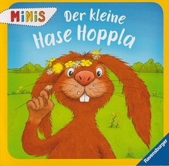 Ravensburger Minis - Der kleine Hase Hoppla