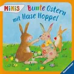 Ravensburger Minis - Bunte Ostern mit Hase Hoppel