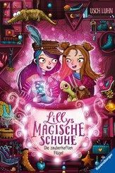 Lillys magische Schuhe, Band 3: Die zauberhaften Flügel (eBook, ePUB)