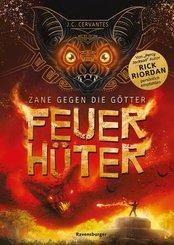 Zane gegen die Götter, Band 2: Feuerhüter (eBook, ePUB)