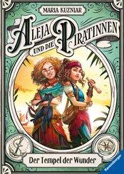Aleja und die Piratinnen, Band 2:  Der Tempel der Wunder (eBook, ePUB)