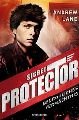 Secret Protector, Band 3: Bedrohliches Vermächtnis (eBook, ePUB)