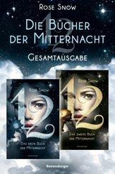 12 - Die Bücher der Mitternacht: Band 1&2 der romantischen Fantasy-Reihe im Sammelband (eBook, ePUB)