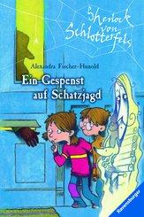 Sherlock von Schlotterfels 1: Ein Gespenst auf Schatzjagd (eBook, ePUB)