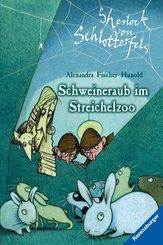 Sherlock von Schlotterfels 4: Schweineraub im Streichelzoo (eBook, ePUB)