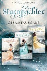 Sturmtochter: Band 1-3 der romantischen Fantasy-Trilogie im Sammelband (eBook, ePUB)