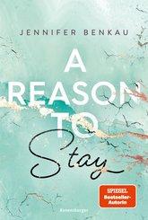 A Reason To Stay - Liverpool-Reihe 1 (eBook, ePUB)