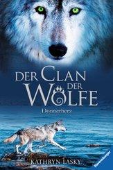 Der Clan der Wölfe 1: Donnerherz (eBook, ePUB)
