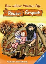 Ein wilder Winter für Räuber Grapsch (Band 2) (eBook, ePUB)