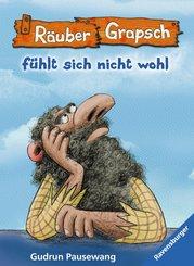 Räuber Grapsch fühlt sich nicht wohl (Band 5) (eBook, ePUB)