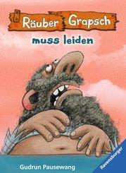 Räuber Grapsch muss leiden (Band 6) (eBook, ePUB)