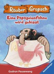 Räuber Grapsch: Eine Papageienfahne wird gehisst (Band 15) (eBook, ePUB)