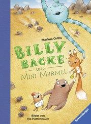 Billy Backe und Mini Murmel (eBook, ePUB)