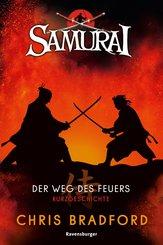 Samurai: Der Weg des Feuers (Short Story) (eBook, ePUB)