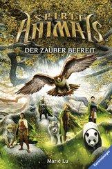 Spirit Animals, Band 7: Der Zauber befreit (eBook, ePUB)