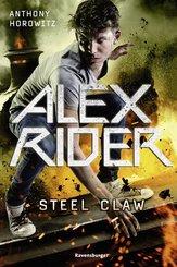 Alex Rider, Band 11: Steel Claw (eBook, ePUB)