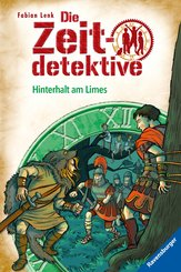 Die Zeitdetektive, Band 42: Hinterhalt am Limes (eBook, ePUB)