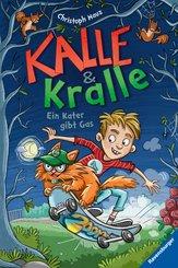 Kalle & Kralle, Band 1: Ein Kater gibt Gas (eBook, ePUB)