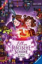 Lillys magische Schuhe, Band 1: Die geheime Werkstatt (eBook, ePUB)