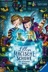 Lillys magische Schuhe, Band 2: Die verbotenen Stiefel (eBook, ePUB)