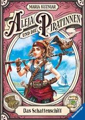 Aleja und die Piratinnen, Band 1: Das Schattenschiff (eBook, ePUB)