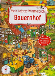 Mein liebstes Wimmelbuch - Bauernhof