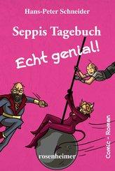 Seppis Tagebuch - Echt genial!: Ein Comic-Roman Band 8 (eBook, ePUB)