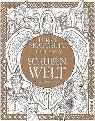 Terry Pratchett Scheibenwelt - Das Malbuch