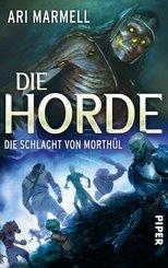 Die Horde - Die Schlacht von Morthûl (eBook, ePUB)