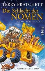 Die Schlacht der Nomen (eBook, ePUB)