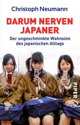 Darum nerven Japaner (eBook, ePUB)