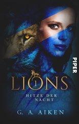 Lions - Hitze der Nacht (eBook, ePUB)