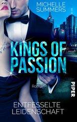 Kings of Passion - Entfesselte Leidenschaft (eBook, ePUB)