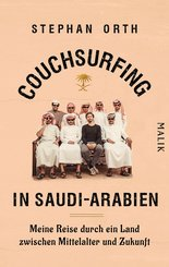 Couchsurfing in Saudi-Arabien (eBook, ePUB)