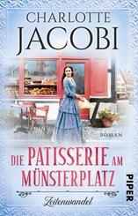 Die Patisserie am Münsterplatz - Zeitenwandel (eBook, ePUB)