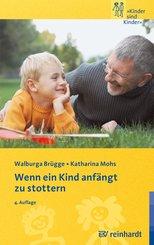 Wenn ein Kind anfängt zu stottern (eBook, PDF)