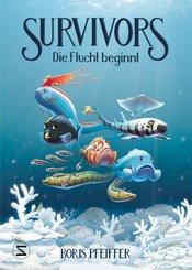 Survivors - Die Flucht beginnt (eBook, ePUB)