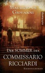 Der Sommer des Commissario Ricciardi (eBook, ePUB/PDF)