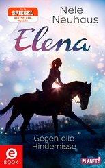 Elena - Ein Leben für Pferde 1: Gegen alle Hindernisse (eBook, ePUB)