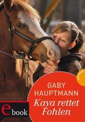 Kaya - frei und stark 9: Kaya rettet Fohlen (eBook, ePUB)
