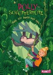 Polly Schlottermotz 5: Hier ist doch was faul! (eBook, ePUB)