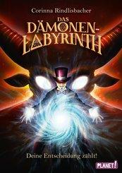 Das Dämonen-Labyrinth (eBook, ePUB)
