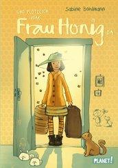 Frau Honig 1: Und plötzlich war Frau Honig da (eBook, ePUB)