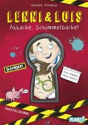 Lenni und Luis 1: Attacke, Schimmelbacke! (eBook, ePUB)