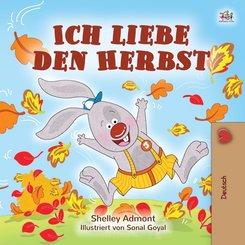 Ich liebe den Herbst (eBook, ePUB)