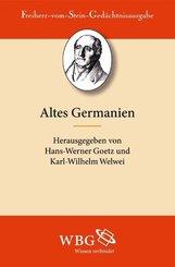 Die Germanen, 2 Teile