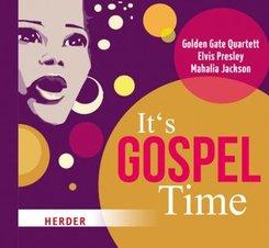 It's Gospel Time, 1 Audio-CD