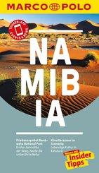 MARCO POLO Reiseführer Namibia (eBook, PDF)