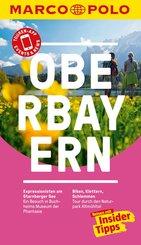 MARCO POLO Reiseführer Oberbayern (eBook, PDF)